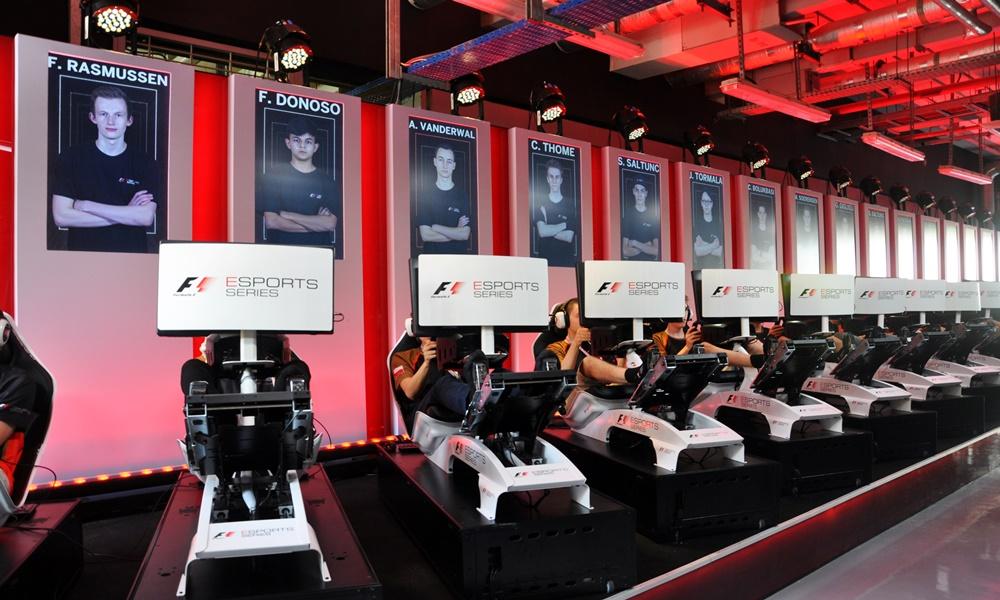 Automobilismo Virtual deixa a sua marca no eSports