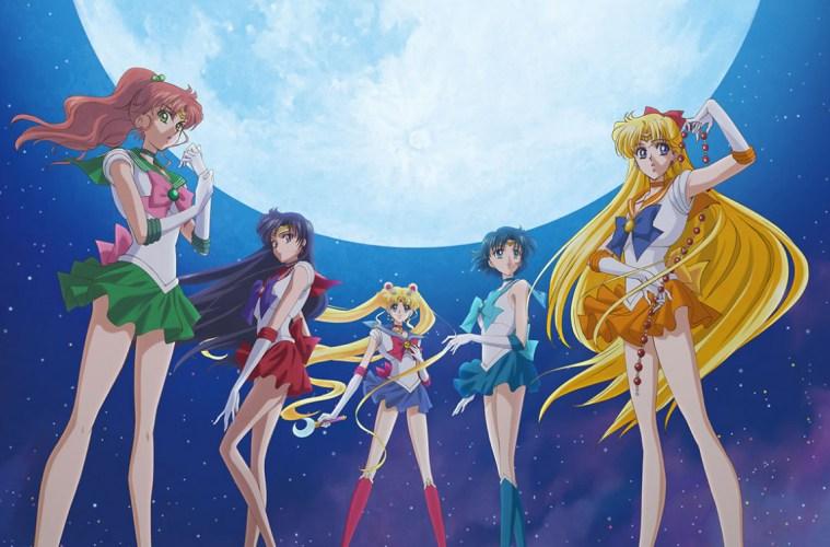 Sailor Moon | Anime será exibido em HD no Brasil