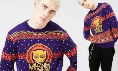 Pantera Negra | Forever 21 divulga suéter de Wakanda com modelo branco e internet reage