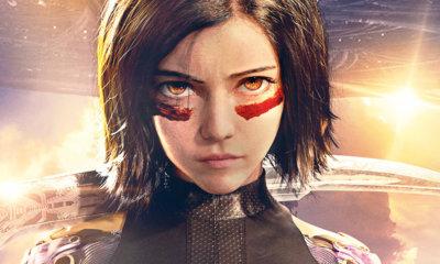 Alita: Anjo de Combate ganha novo poster e trailer japonês com cenas inéditas