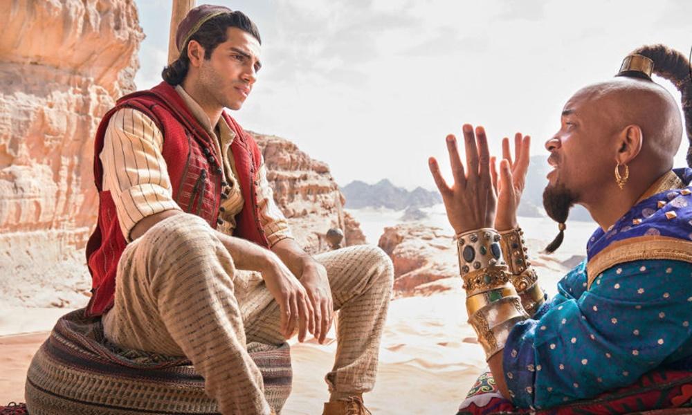 Aladdin | Imagens oficiais do live-action são reveladas