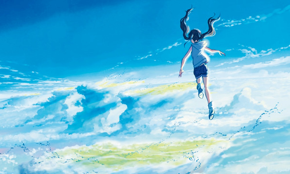 Weathering With You | Novo longa de Makoto Shinkai ganha pôster