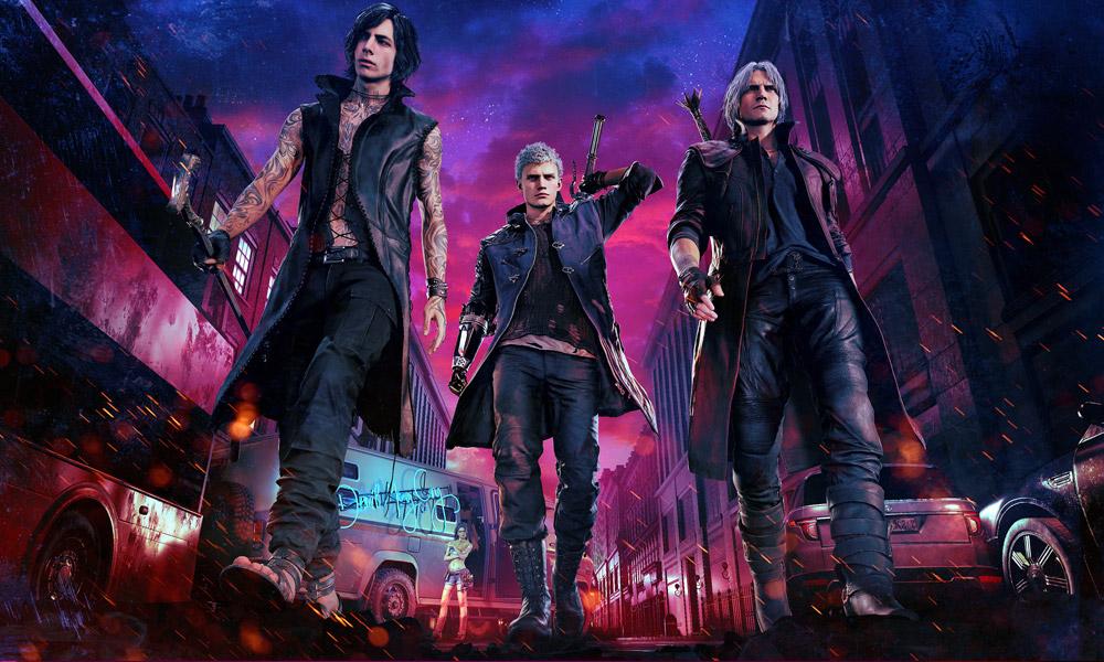 The Game Awards 2018 terá trilha de Devil May Cry 5 em apresentação ao vivo