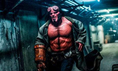 Hellboy | 1º trailer do reboot será lançado nesta semana. Saiba mais