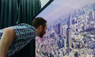 Japão inicia primeira transmissão de TV em 8K via satélite