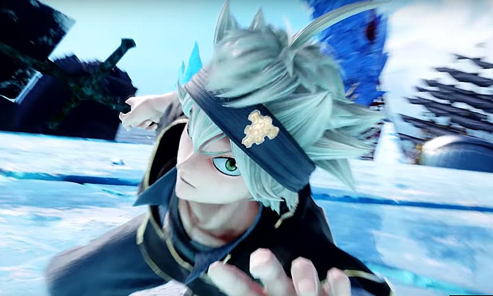Jump Force | Bandai libera trailer apresentando Midoriya e Asta no game