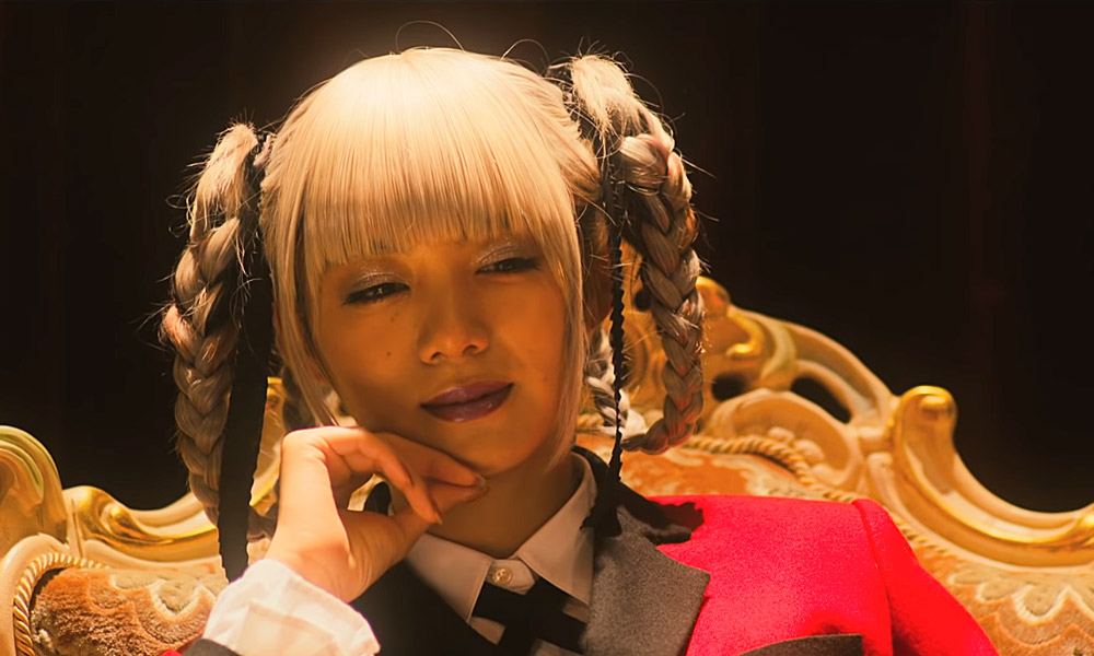 Kakegurui | Filme live-action ganha primeiro teaser trailer