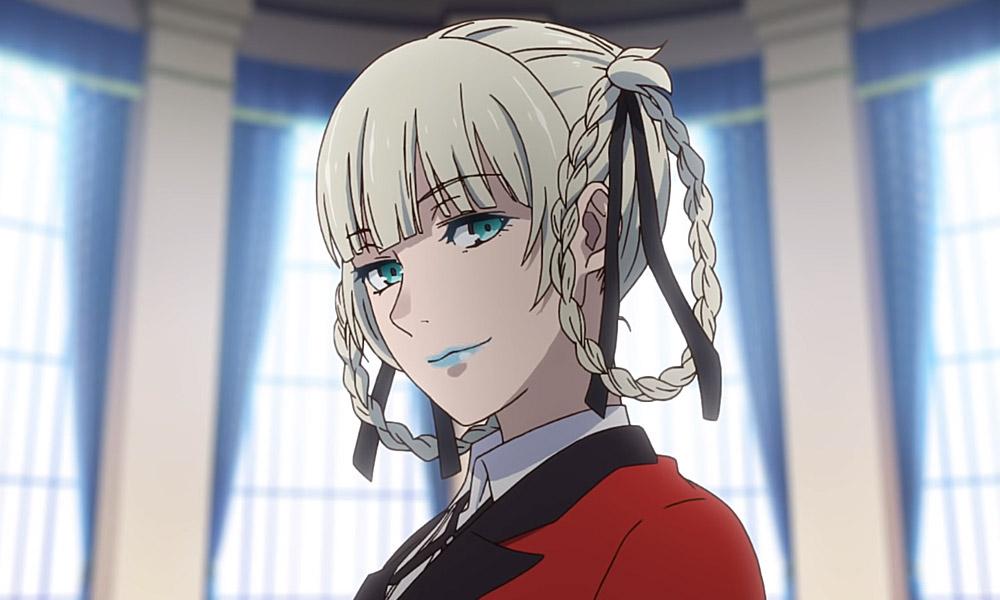 Kakegurui XX | 2ª temporada do anime ganha primeiro trailer