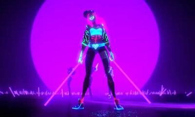 K/DA | Madison Beer joga Beat Saber com a música POP/STARS