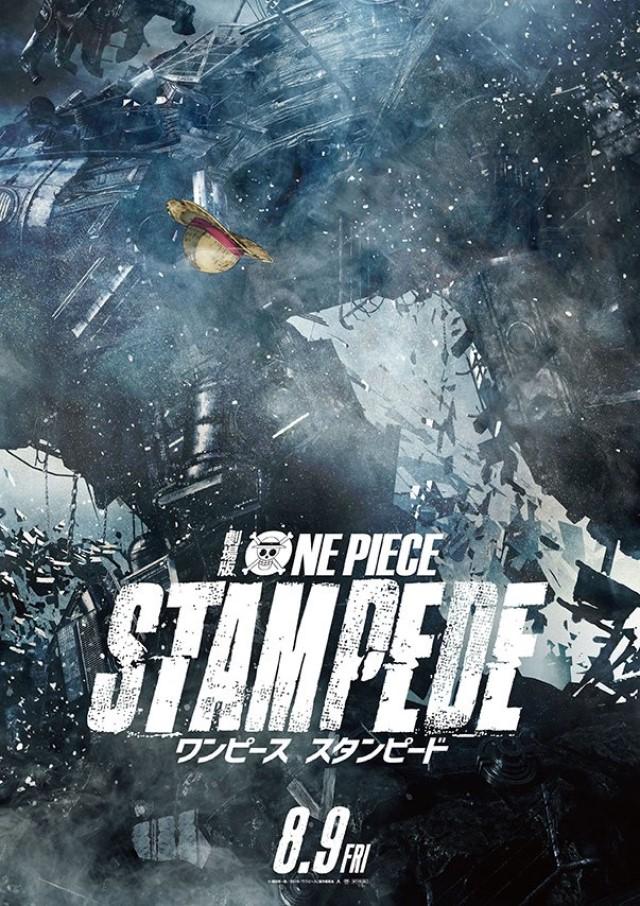 One Piece STAMPEDE   Novo filme ganha 1º trailer e data de estreia