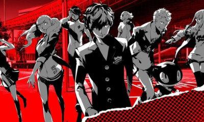 Persona 5R   Atlus confirma novo game da franquia em teaser misterioso