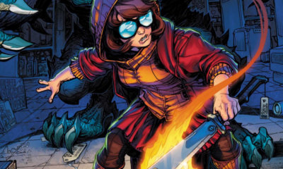 Scooby Apocalypse | HQ do Scooby-Doo revela Velma grávida do Salsicha