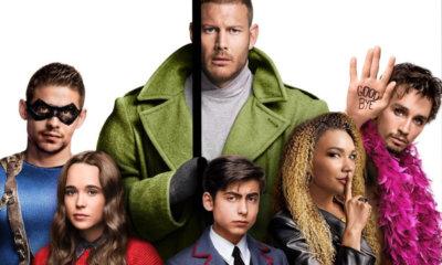 The Umbrella Academy | Netflix divulga primeiro teaser da série