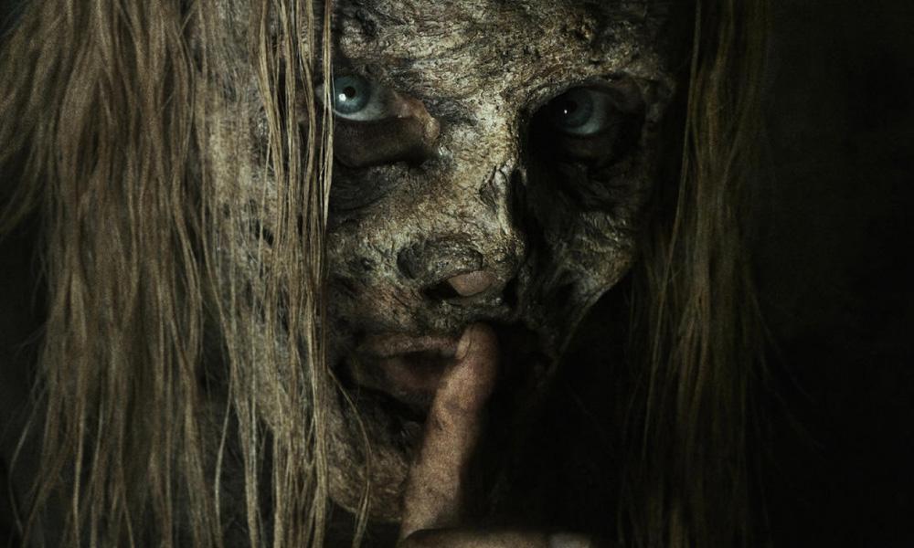 The Walking Dead   Líder dos Sussurradores aparece em novo pôster