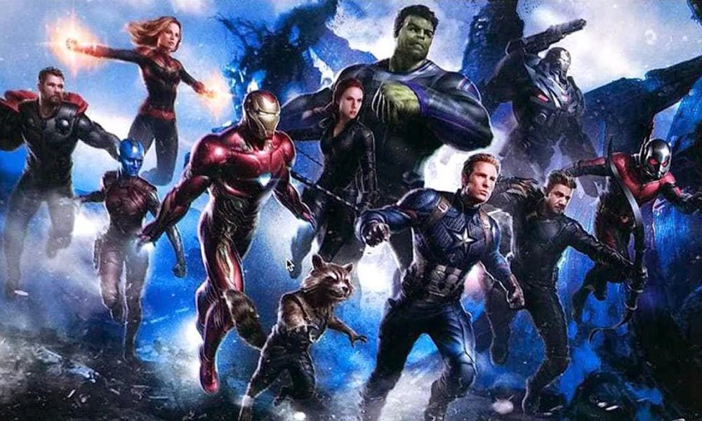 Vingadores 4   Trailer é adiado devido ao Dia Nacional de Luto nos EUA