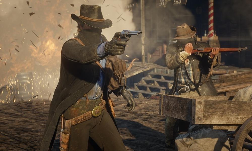 Red Dead Online ganha modo 'battle royale' em atualização
