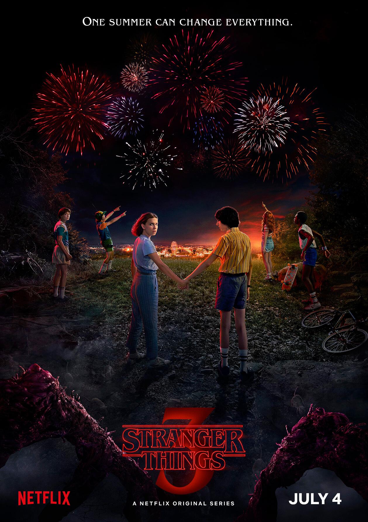 Stranger Things 3 | Teaser misterioso revela data de estreia da nova temporada