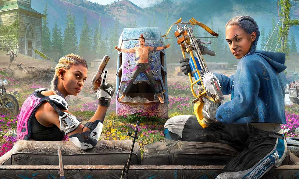 Far Cry New Dawn | O Apocalipse nuclear chega a Montana