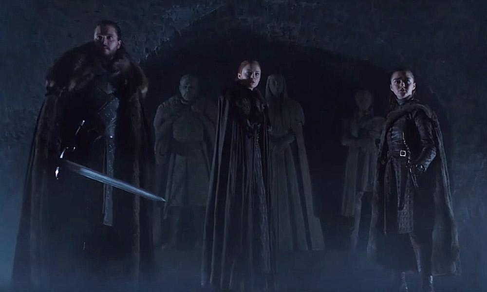 Game of Thrones | Trailer anuncia data de estreia da última temporada