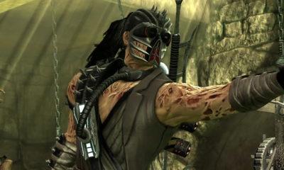 Kabal será o próximo personagem confirmado em Mortal Kombat 11