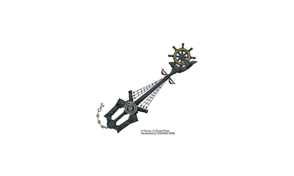 Kingdom Hearts 3   Novas Keyblades são reveladas