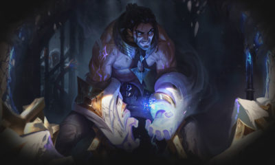 League of Legends | Sylas, o Abjugado é o novo campeão revelado