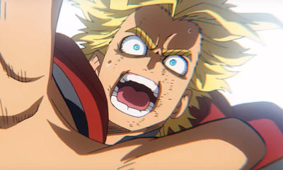 My Hero Academia | Cenas do OVA 'All Might: Rising' surgem em trailer