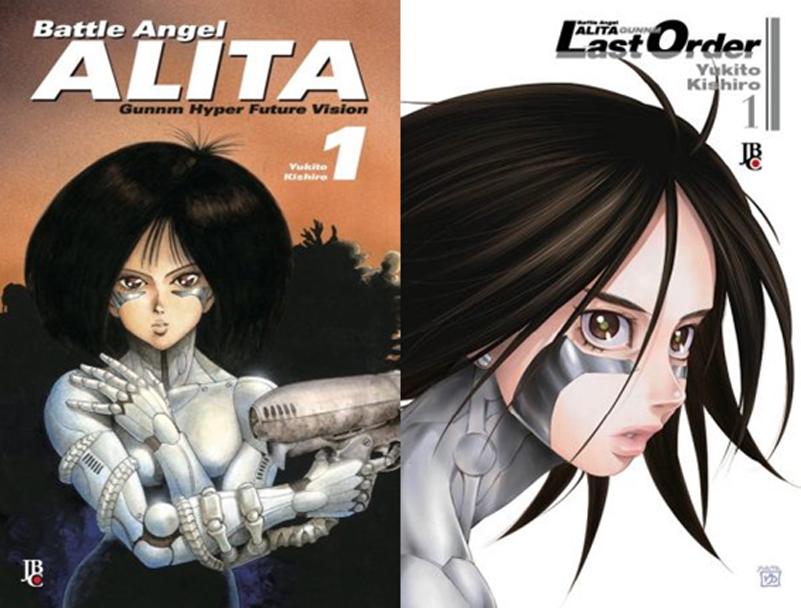 Battle Angel Alita | A primeira adaptação em OVA do mangá GUNNM