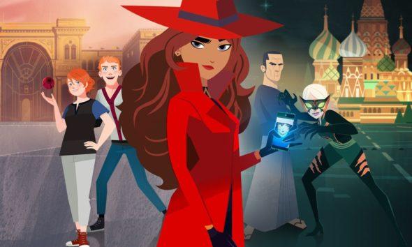 Netflix confirma 2ª temporada de Carmen Sandiego