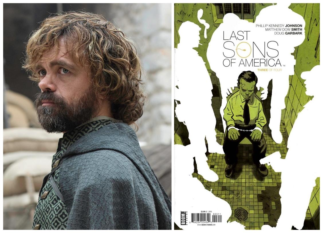 A Netflix adaptará para o formado de filme a série de quadrinhos de Last Sons Of America, de autoria de Matthew Dow Smith.