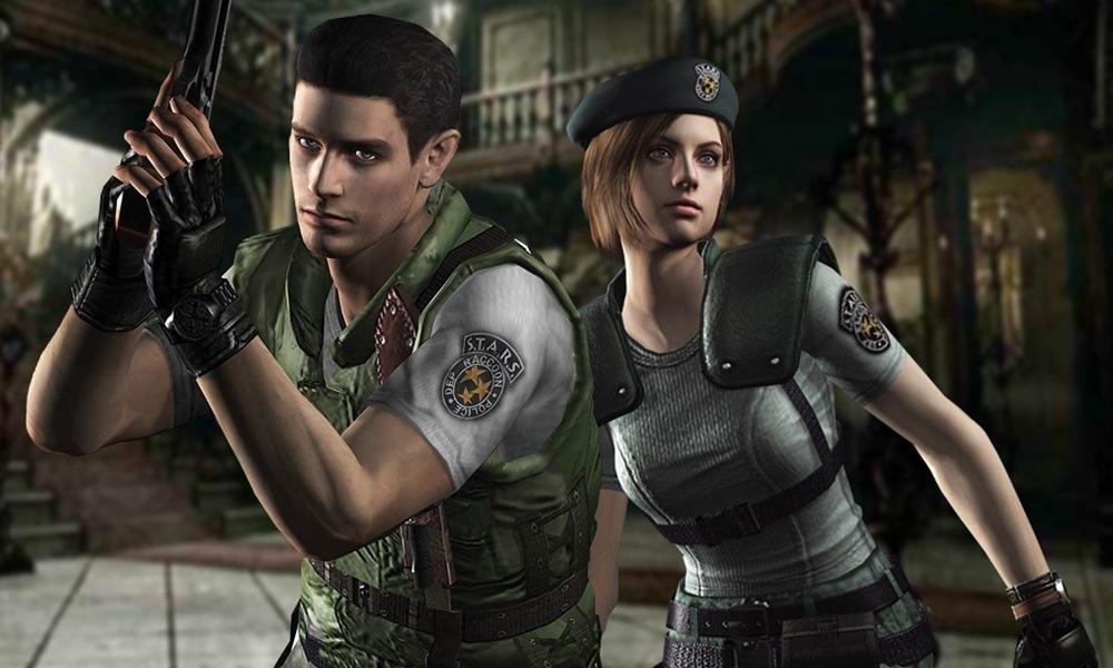 Jogos da série Resident Evil chegarão para Nintendo Switch em maio