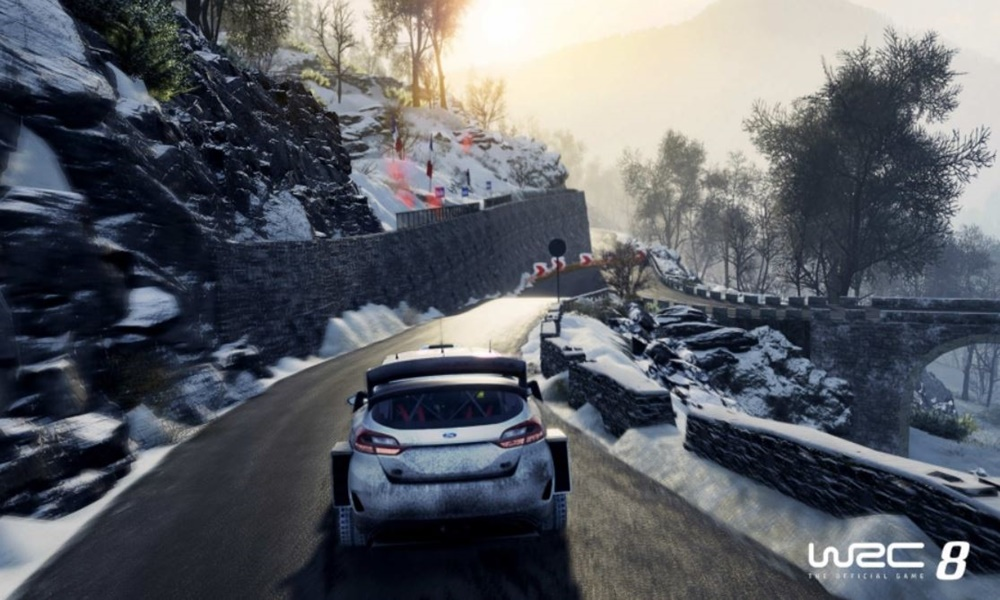 Amantes de Rally, preparem-se! O WRC 8 está vindo aí!