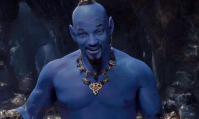 Aladdin | Gênio aparece em novo teaser trailer do live-action
