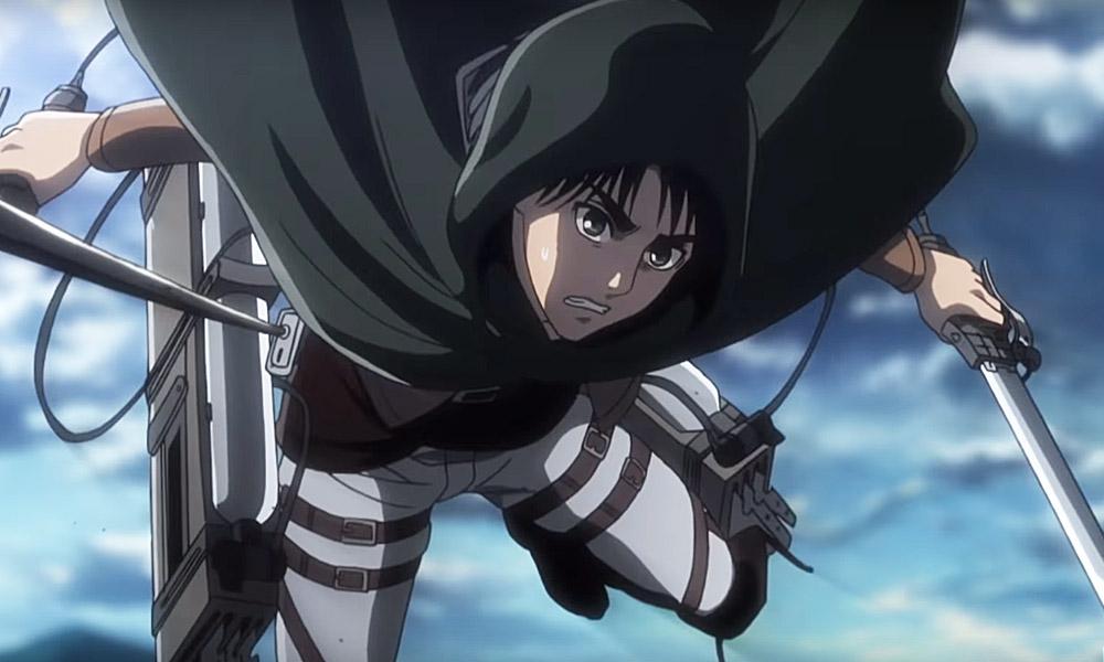 Attack on Titan   2ª parte da 3ª temporada ganha data de estreia