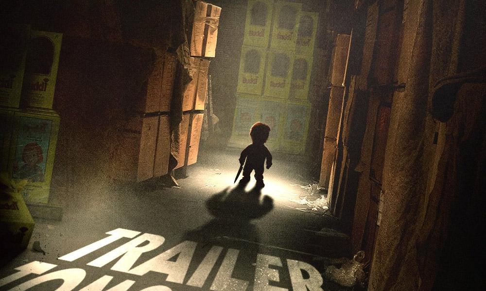 Brinquedo Assassino | Chucky surge em novo cartaz do reboot de Child's Play
