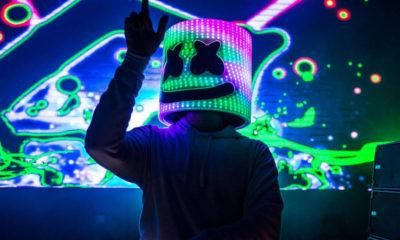 Confira na íntegra o show inédito do DJ Marshmello em Fortnite