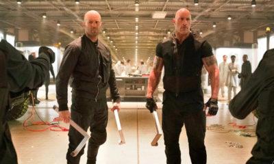 Hobbs & Shaw | Confira o primeiro trailer do spin-off de Velozes e Furiosos