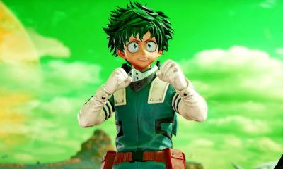Jump Force | Midoriya é acusado de racismo em diálogo no game