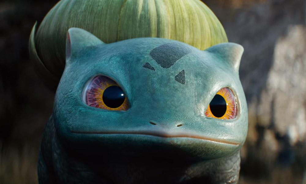Pokémon Detetive Pikachu | Bulbasaur e Lickitung são destaque em novo teaser