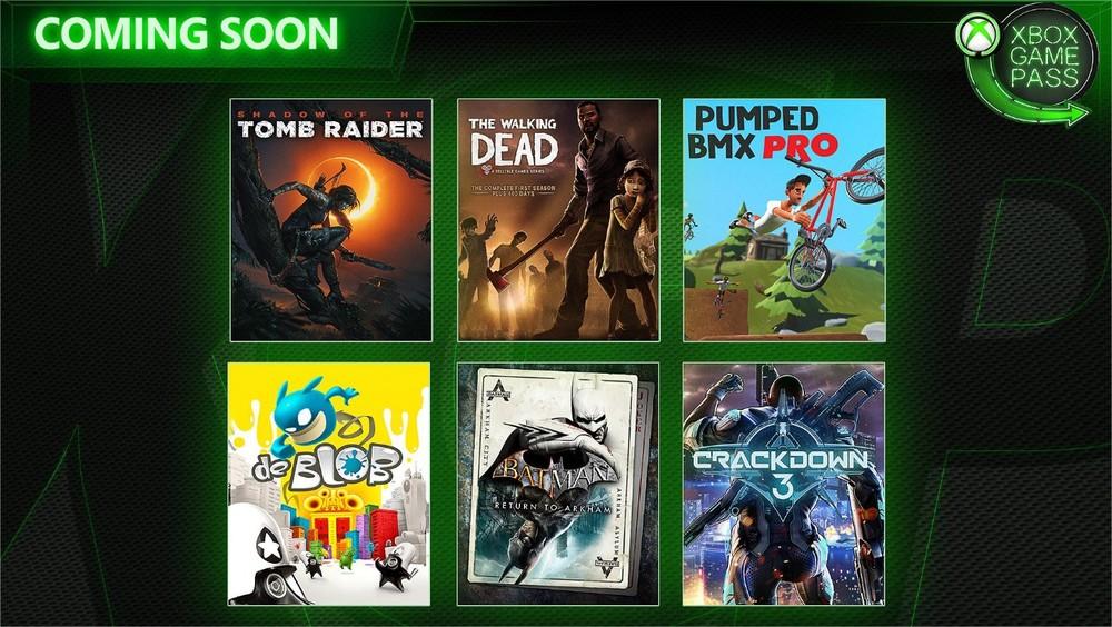 Xbox Game Pass | Shadow of the Tomb Raider encabeça os jogos do mês de fevereiro. Confira os demais!