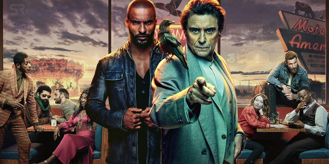 American Gods   Série é renovada para a terceira temporada