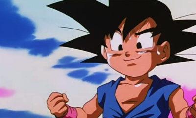 Dragon Ball FighterZ   Kid Goku de Dragon Ball GT chegará ao título