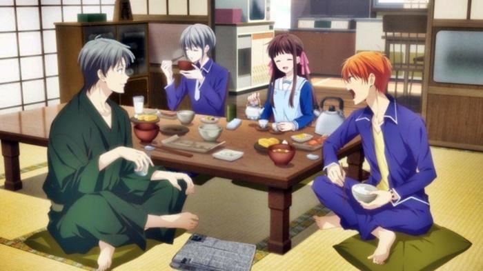 Fruits Basket   Anime ganha data de estreia