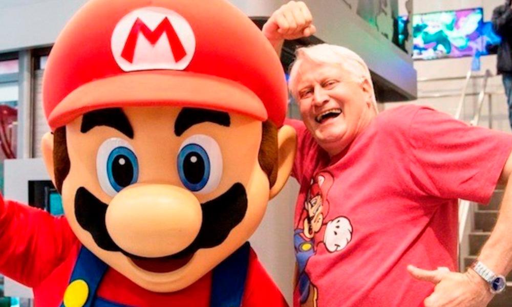 BGS 2019 | Charles Martinet, o dublador do Mario, confirma presença no evento