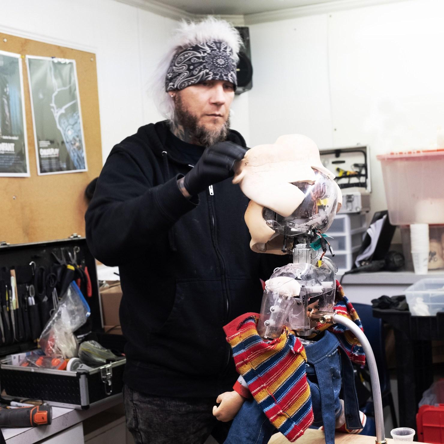 Child's Play | Foto do rosto do novo Chucky vaza e decepciona os fãs