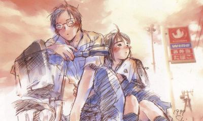 Criador de Saikano, Shin Takahashi, lançará novo mangá em abril