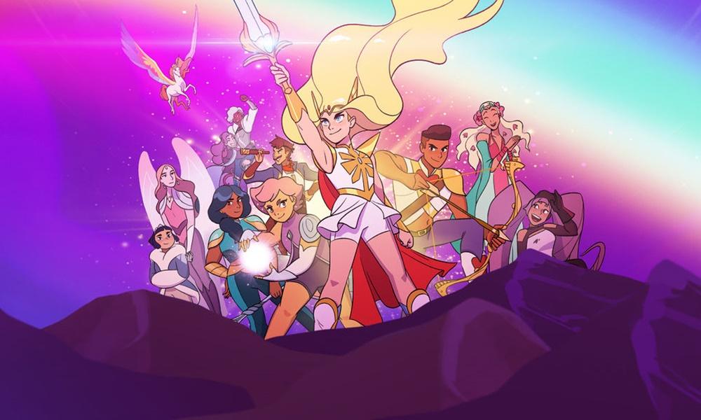 She-Ra e as Princesas do Poder | Divulgado pôster da segunda temporada