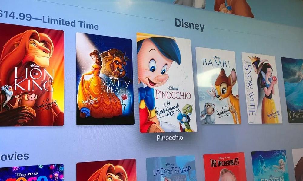 Disney+   Serviço receberá em seu catálogo todos os filmes já produzidos pela Disney