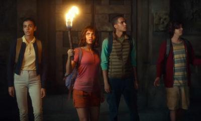 Dora e A Cidade Perdida | Trailer oficial revela que live-action será cômico