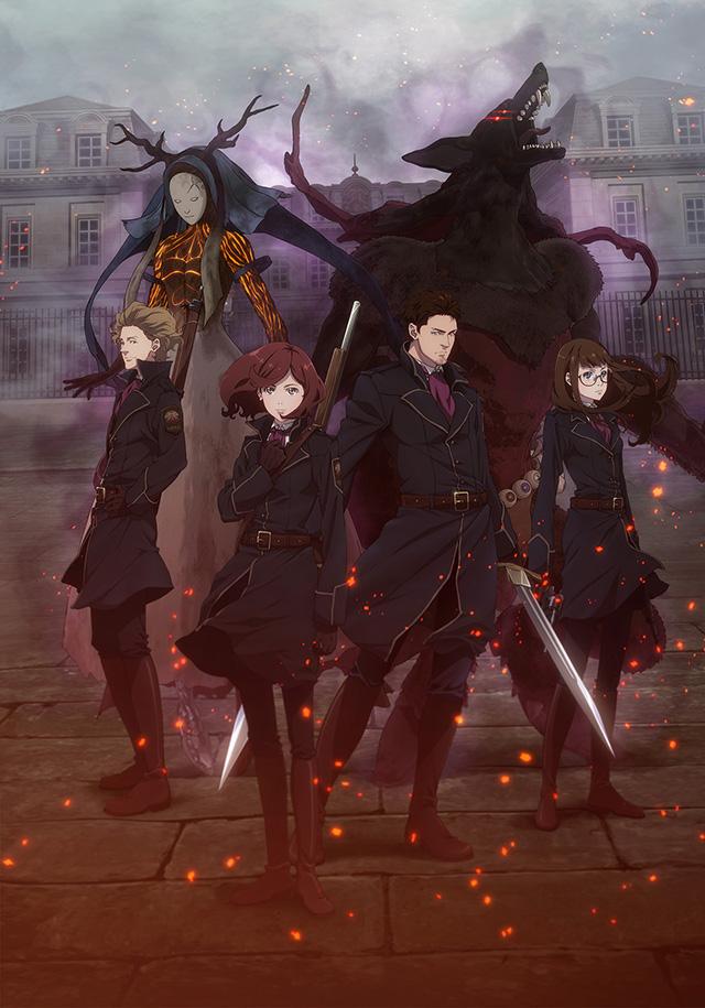 Fairy Gone | Anime original ganha trailer e data de estreia